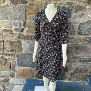 NWT Boden vintage look dress style WH 160 size 8R